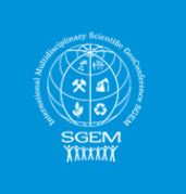 July 2019: Participation in SGEM conference, Bulgaria